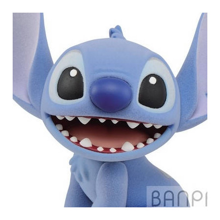 Disney Characters – Figurine Stitch Fluffy Puffy Ver. image