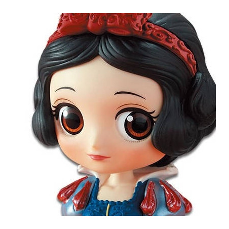 Disney Characters - Figurine Blanche Neige Q Posket Sugirly Ver.A image