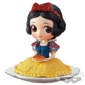 Disney Characters - Figurine Blanche Neige Q Posket Sugirly Ver.A
