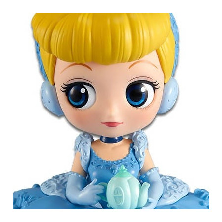 Disney Characters - Figurine Cendrillon Q Posket Sugirly Ver.A image