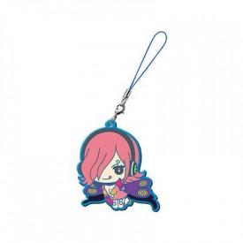 One Piece - Strap Vinsmoke Reiju Capsule Rubber Mascot