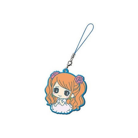 One Piece - Strap Charlotte Pudding Capsule Rubber Mascot image