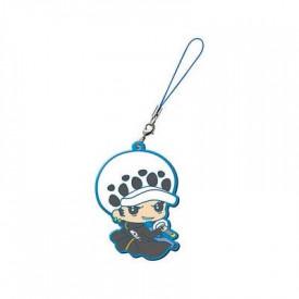 One Piece - StrapTrafalgar Law Capsule Rubber Mascot