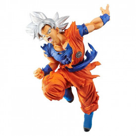 Dragon Ball Heroes - Figurine Sangoku Ultra Instinct Transcendence Art Vol.4