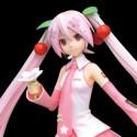 Vocaloid - Figurine Hatsune Miku SPM Figure Sakura Spring Ver