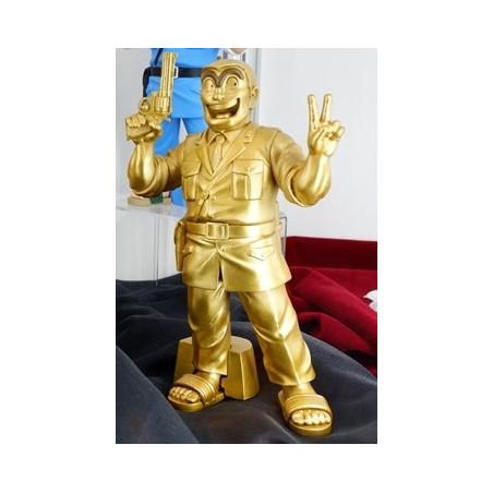 Jump 50th Anniversary - Figurine Kankichi Ryotsu Jump 50th Anniversary Gold Ver.