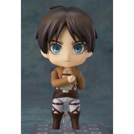 Attack On Titan - Figurine Eren Yeager Nendoroid