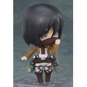 Attack On Titan - Figurine Mikasa Ackerman Nendoroid