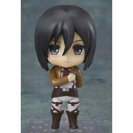 Attack On Titan - Figurine Mikasa Ackerman Nendoroid