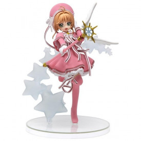 Sakura Cardcaptor - Figurine Kinomoto Sakura Clear Card-hen Special Figure