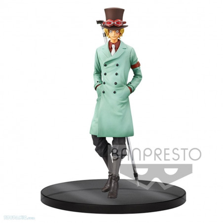 One Piece – Figurine Sabo Stampede Movie DXF The Grandline Men Vol 2