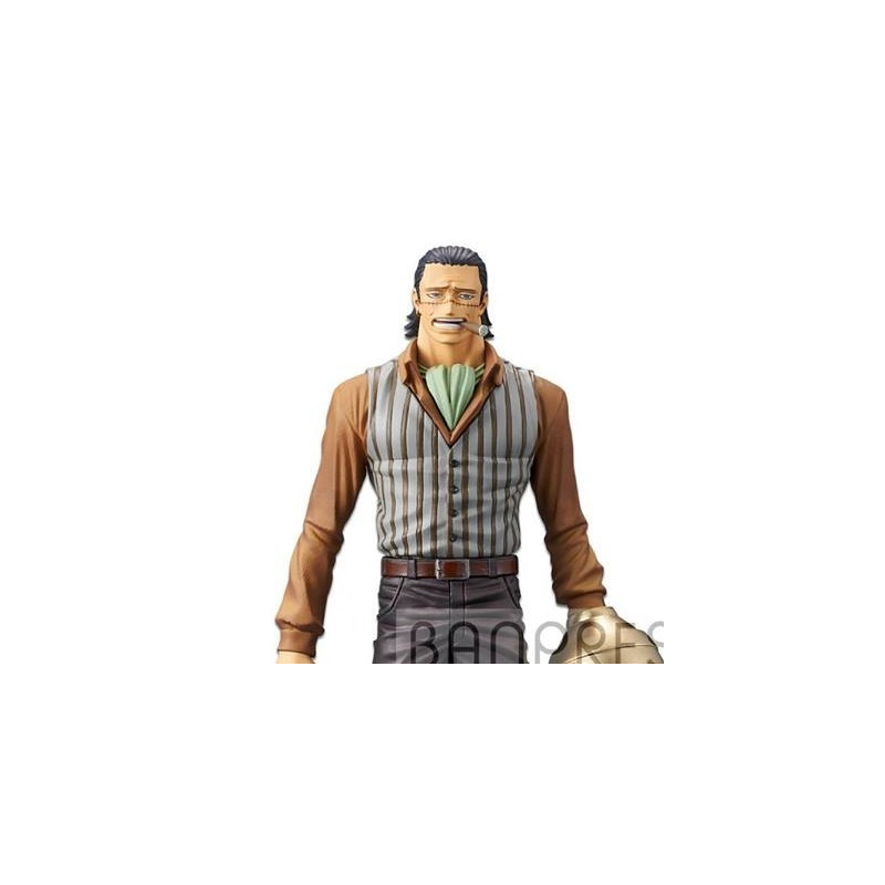 One Piece - Figurine Crocodile Stampede Movie DXF The Grandline Men Vol 4