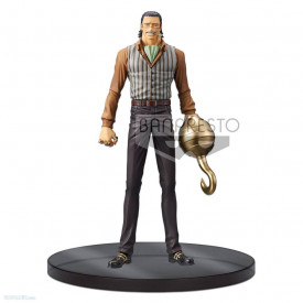 One Piece - Figurine Crocodile Stampede Movie DXF The Grandline Men Vol 4