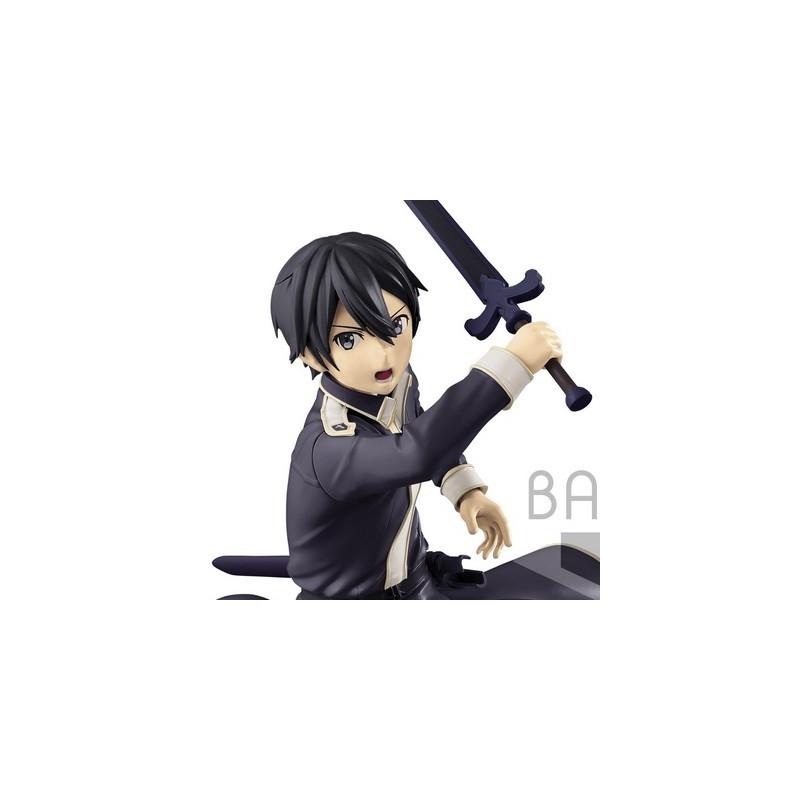 Sword Art Online Alicization – Figurine Kirito EXQ Figure