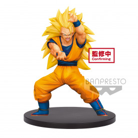 Dragon Ball Super - Figurine Son Goku SSJ 3 Chosenshi Retsuden Vol 4