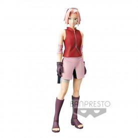 Naruto Shippuden - Figurine Haruno Sakura Grandista Shinobi Relations