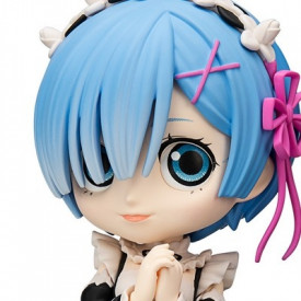 Re:Zero - Starting Life in Another World - Figurine Rem Q Posket Ver A.