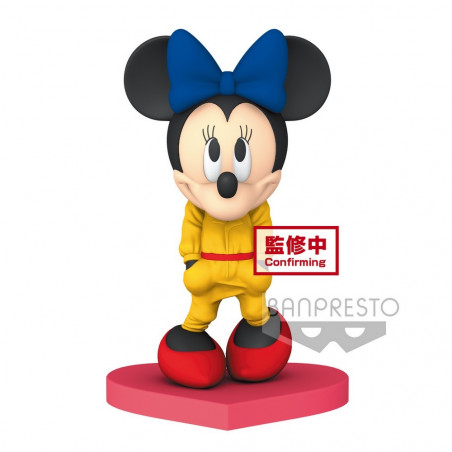 Disney Characters - Figurine Minnie Mouse Q Posket Best Dressed Ver.A