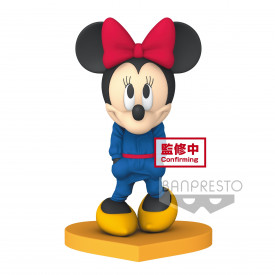 Disney Characters - Figurine Minnie Mouse Q Posket Best Dressed Ver.B