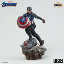 Avengers Endgame - Statue Captain America BDS Art Scale Deluxe Edition 1/10