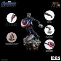 Avengers Endgame - Statue Captain America BDS Art Scale Deluxe Edition1/10