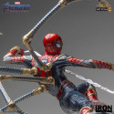 Avengers Endgame - Statue Iron Spider VS Outrider BDS Art Scale 1/10
