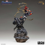 Avengers Endgame - Statue Iron Spider VS Outrider BDS Art Scale1/10