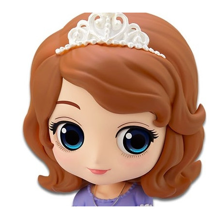Disney Characters - Figurine Sofia Q Posket Sugirly Ver.A image