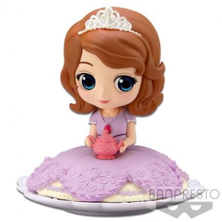 Disney Characters - Figurine Sofia Q Posket Sugirly Ver.B