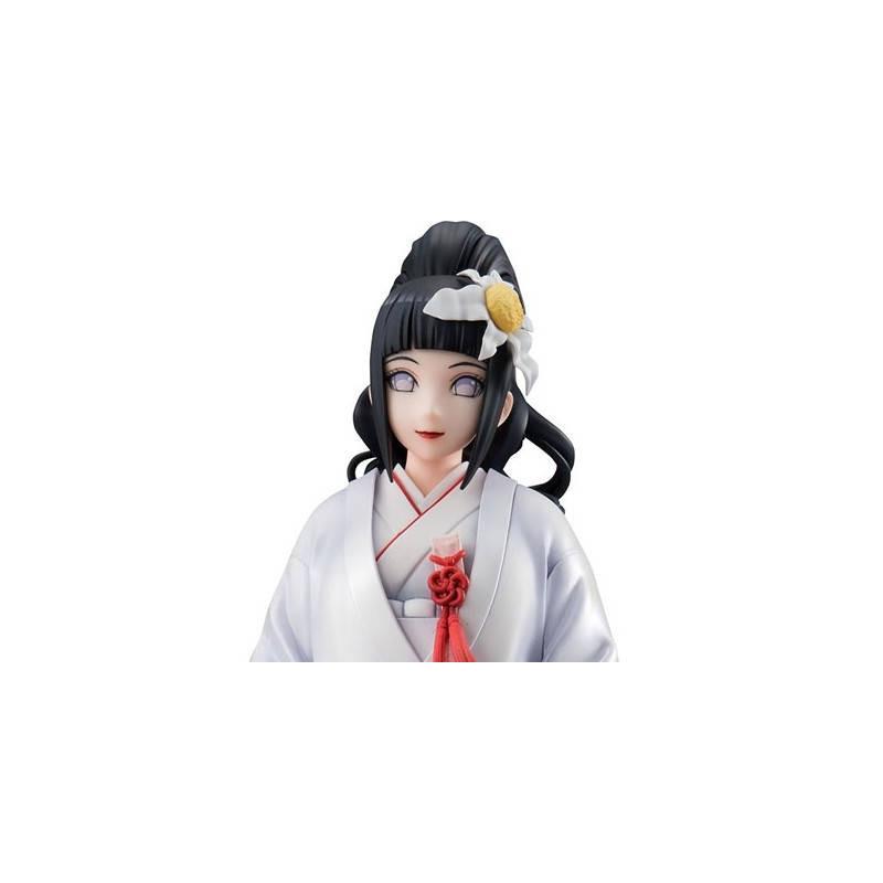 Naruto Shippuuden - Figurine Hyuuga Hinata Gals Shuugen Ver.