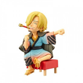 One Piece - Figurine Sanji WCF Japanese Style