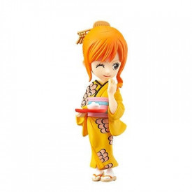 One Piece - Figurine Nami WCF Japanese Style