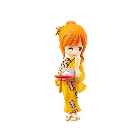 One Piece - Figurine Nami WCF Japanese Style image