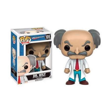 Megaman - POP Dr. Willy image
