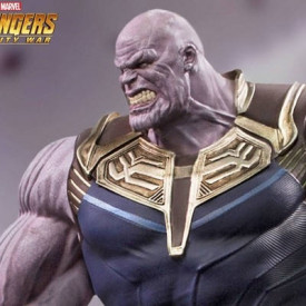 Avengers Infinity War - Figurine Thanos BDS Art Scale 1/10