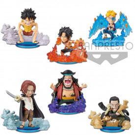 One Piece - Pack WCF One Piece Burst
