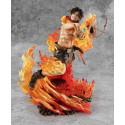 One Piece - Figurine Portgas D Ace Neo Maximum 15th Anniversary Edition Limitée