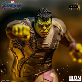 Avengers Endgame - Statue Hulk BDS Art Scale Deluxe Edition 1/10