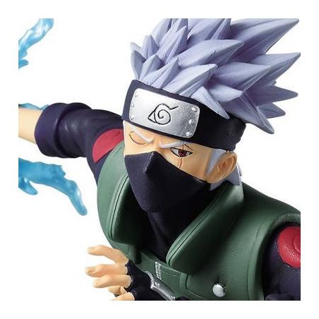 Naruto Shippuden - Figurine Hatake Kakashi Vibration Stars Ver. image