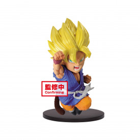Dragon Ball GT - Figurine Son Goku SSJ Wrath Of The Dragon