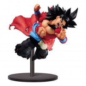 Super Dragon Ball Heroes - Figurine Son Goku Xeno SSJ4, 9th Aniversary