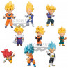 Dragon Ball Super - Pack WCF Saiyan Special