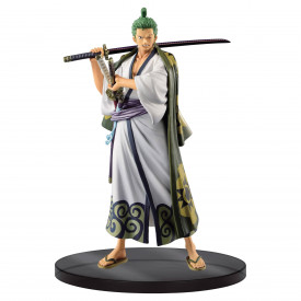One Piece - Figurine Roronoa Zoro DXF The Grandline Men Wano Kuni Vol.2