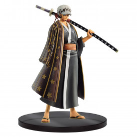 One Piece - Figurine Trafalgar Law DXF The Grandline Men Wano Kuni Vol.3