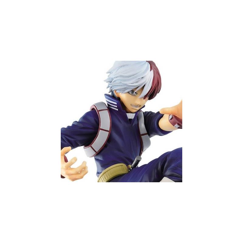 My Hero Academia - Figurine Shoto Todoroki BFC Vol.3