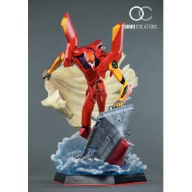 Neon Genesis Evangelion - Statue EVA-02 First Appearance