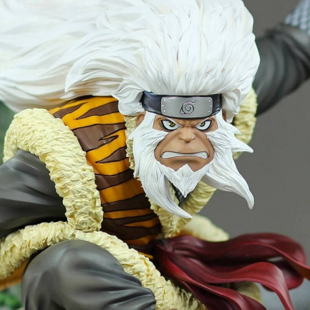 Naruto - Statue Sandaime Hokage The Last Fight image
