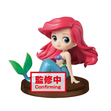 Disney Characters - Figurine Ariel Q Posket Petit The Story Of Little Mermaid Ver.A