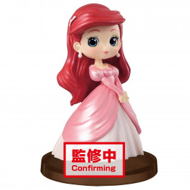 Disney Characters - Figurine Ariel Q Posket Petit The Story Of Little Mermaid Ver.C