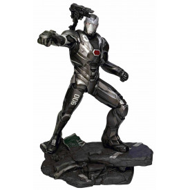 Avengers Endgame - Figurine War Machine Marvel Gallery